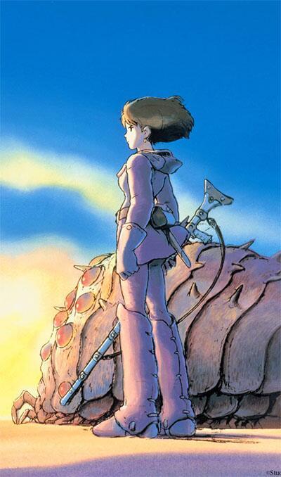 宫崎骏代表作《风之谷》要出歌舞伎版