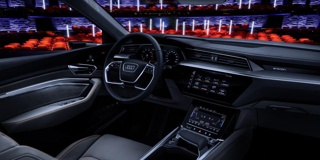 奥迪2019年CES展聚焦前瞻性车载娱乐系统