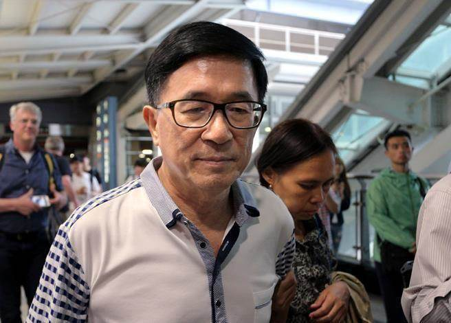台媒:陈水扁偕妻游花博享特权 目击者怒了