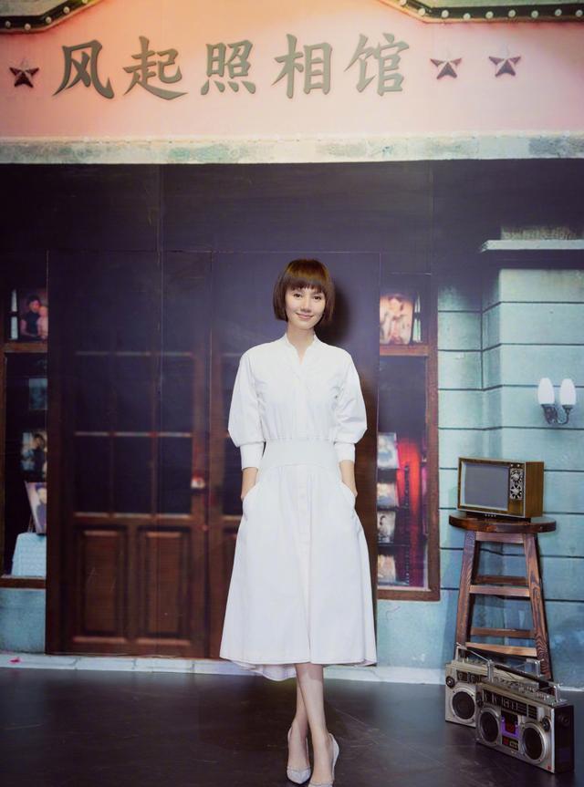 袁泉爱穿基础装,41岁再次惊艳了我们,岁月都不能打败她的美