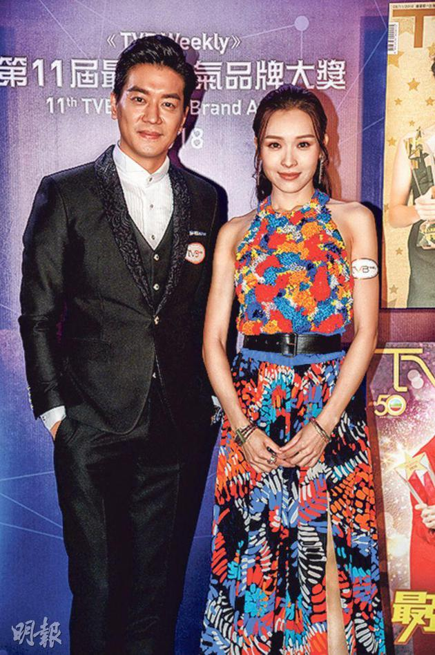 黎诺懿(左)希望与李佳芯一起拿奖。