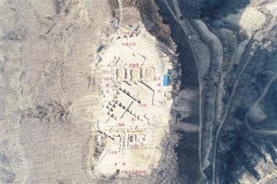 故宫的雏形?延安芦山峁遗址或是中国最早的宫城