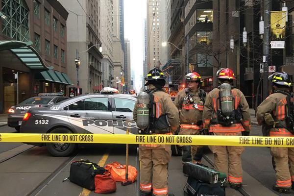 美国及加拿大多个城市收到炸弹威胁