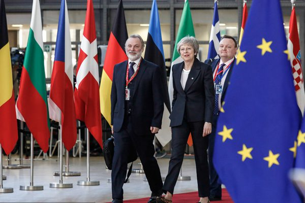 欧洲各国政府首脑于布鲁塞尔召开欧洲理事会峰会