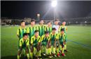 中国男足2:3惜败巴萨 对手教练盛赞:这队是最好