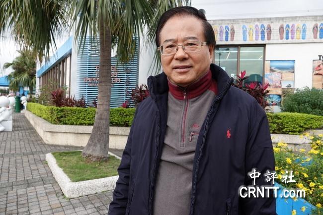 """国民党前""""立委"""":蓝营县市长跳过蔡当局访大陆会成常态"""