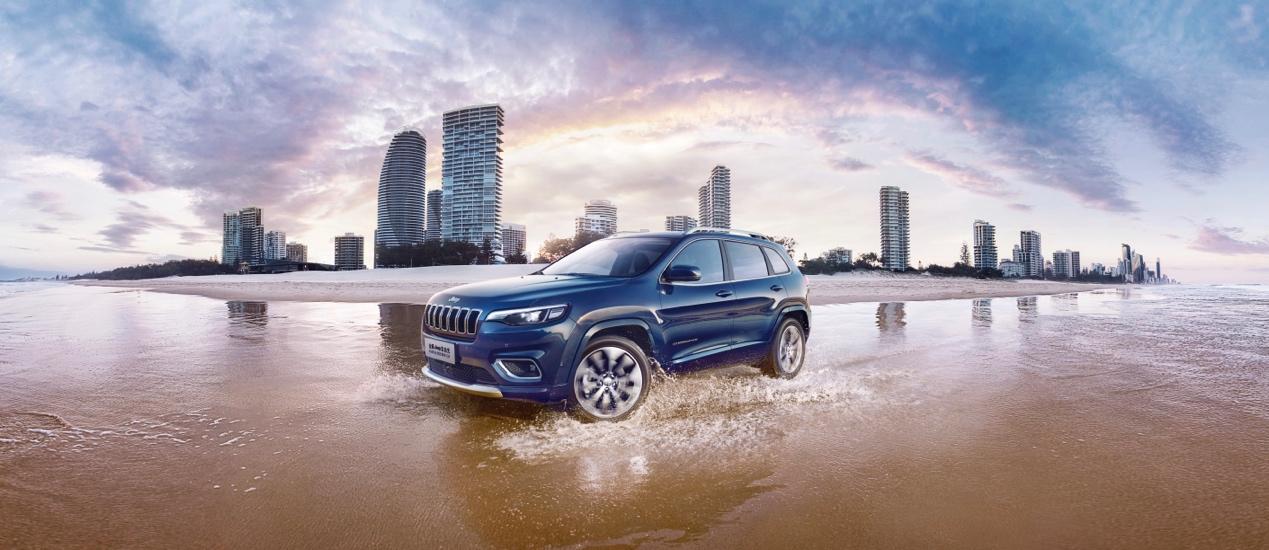 全新Jeep自由光售19.68万起 购车即享四大礼遇