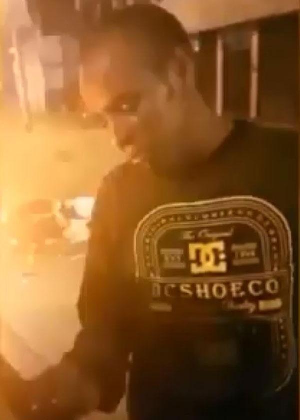 笑死!秘鲁瘾君子被毒贩用面粉欺骗向警察求助
