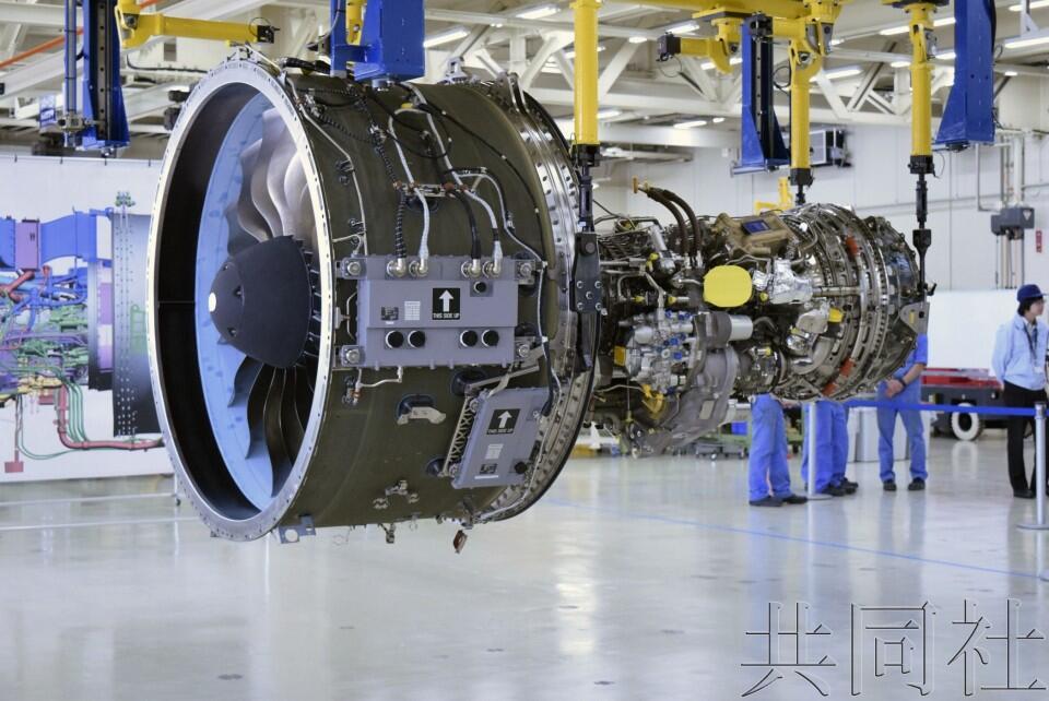 三菱重工宣布MRJ新型发动机完成在日本组装