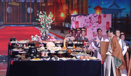 """《魅力中国城》舌尖寻味  品读中国""""宴席文化"""""""