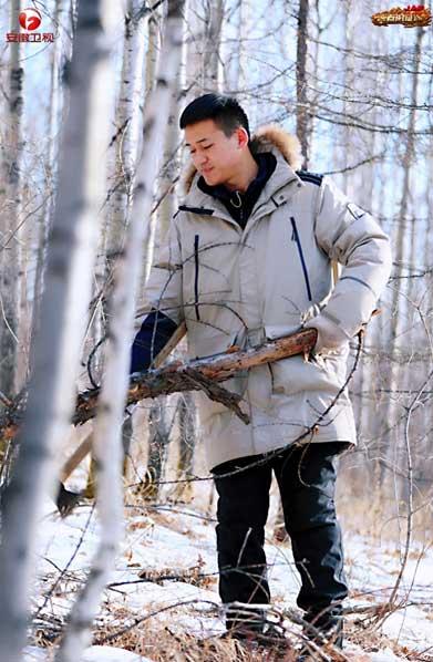 《青春的征途》抵达中国最北点 陈帅先致歉之路