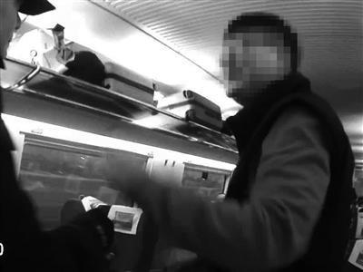 """高铁上坐错座位死活不让 """"霸座女""""大闹车厢被拘7日"""