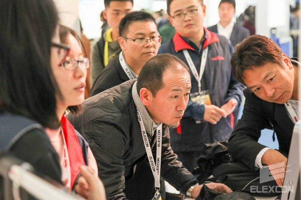 ELEXCON2018深圳国际电子展即将开幕