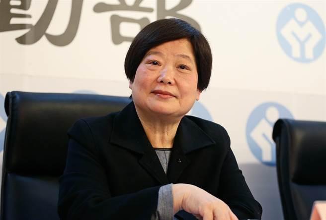 上任不到24小时!蔡英文表姐林美珠闪辞台湾金联董事长