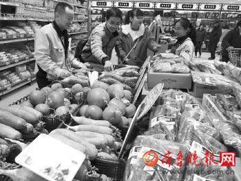 潍坊11月份畜肉类价格下降 拉低上月全市CPI
