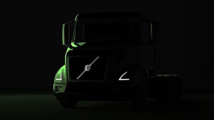 沃尔沃VNR电动卡车将在加州展开为期一年的测试