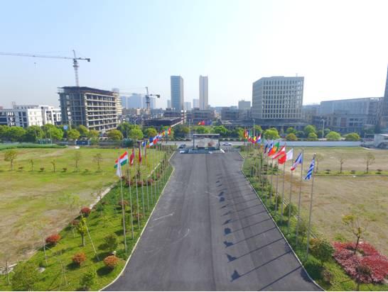 江苏省淮安市将打造江苏省最大的中德中欧产业小镇