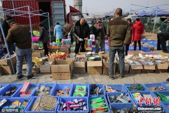 """六部门:对农村食品市场开展一次全面""""大扫除"""""""