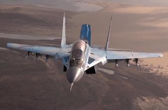 性能接近五代机?俄公开最新版米格35大量画面