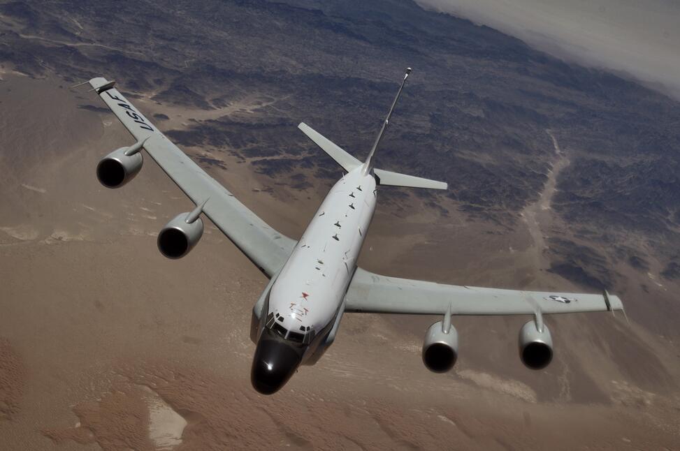 俄1年内在边界发现3000架外国军机 1/3为侦察机