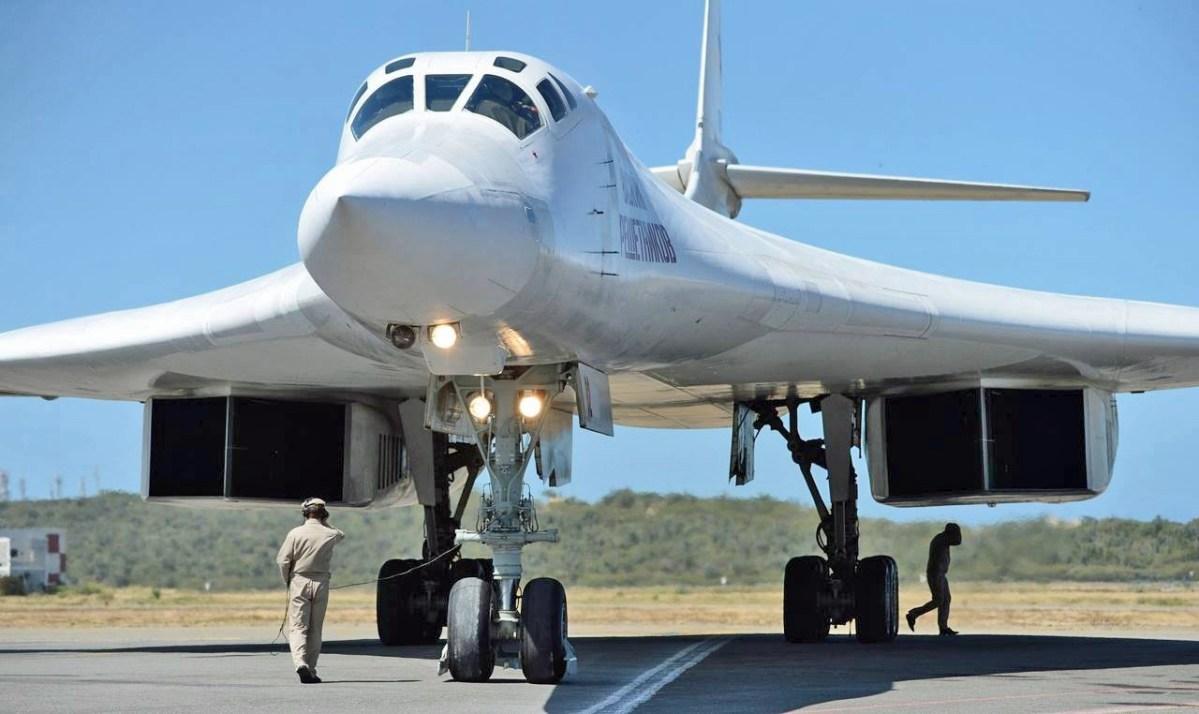 俄国防部:美国没有可以与图160相媲美的武器