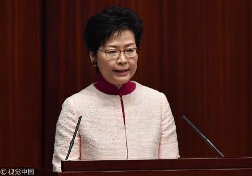 林郑月娥:粤港澳大湾区发展规划明年初将正式出台