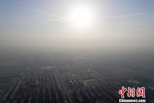生态环境部:未来10天京津冀及周边局地有重污染