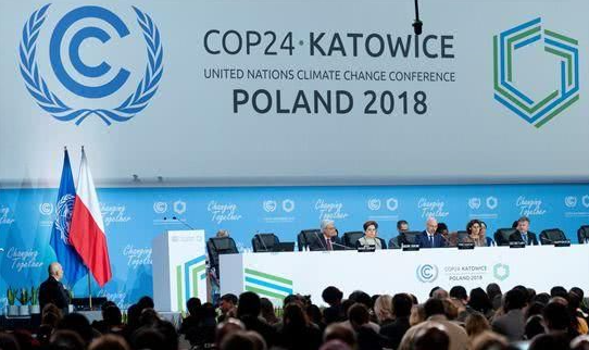 英媒:美沙俄消极应对 波兰气候大会进入