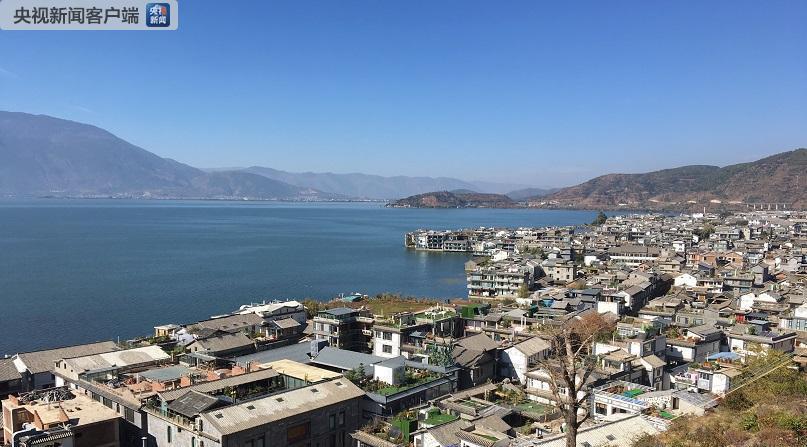 大理一企业向洱海补给水源直排大量污水 被罚15万