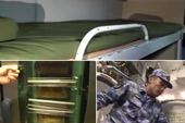 039A潜艇内部曝光:宿舍像硬卧 厨房配烤箱