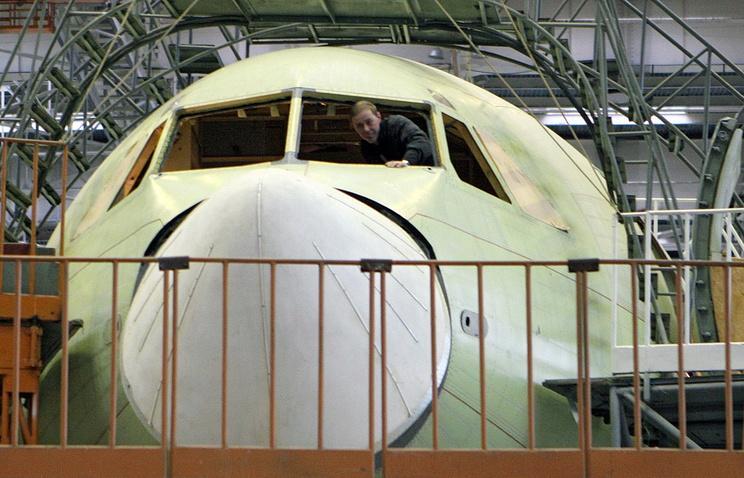 俄罗斯砸1.5亿美元打造新客机 可乘坐400人(图)