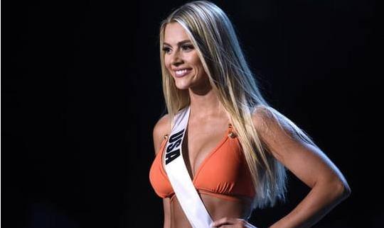 2018环球小姐大赛,美国小姐嘲笑亚洲选手英文差 网友怒怼:你没资格参赛!