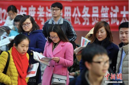 北京市公务员招录新政:放宽非京籍考生报名条件