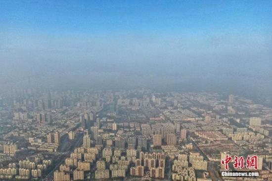 华北黄淮等地多霾天气 江淮地区霾天气有所发展