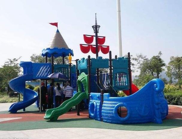 不能让小区游乐设施继续伤害儿童