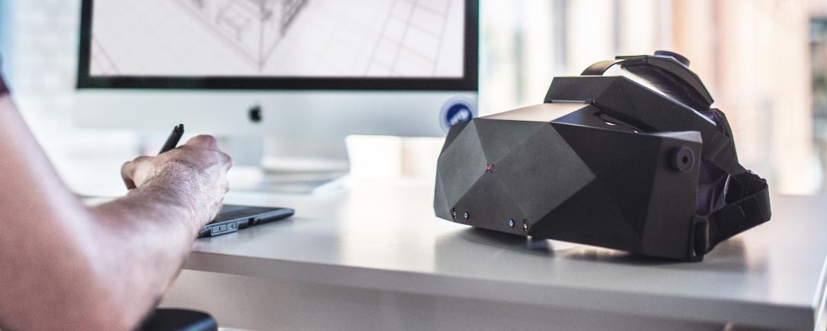 VR头盔能有多贵:5800美元的XTAL,不只是180°FOV
