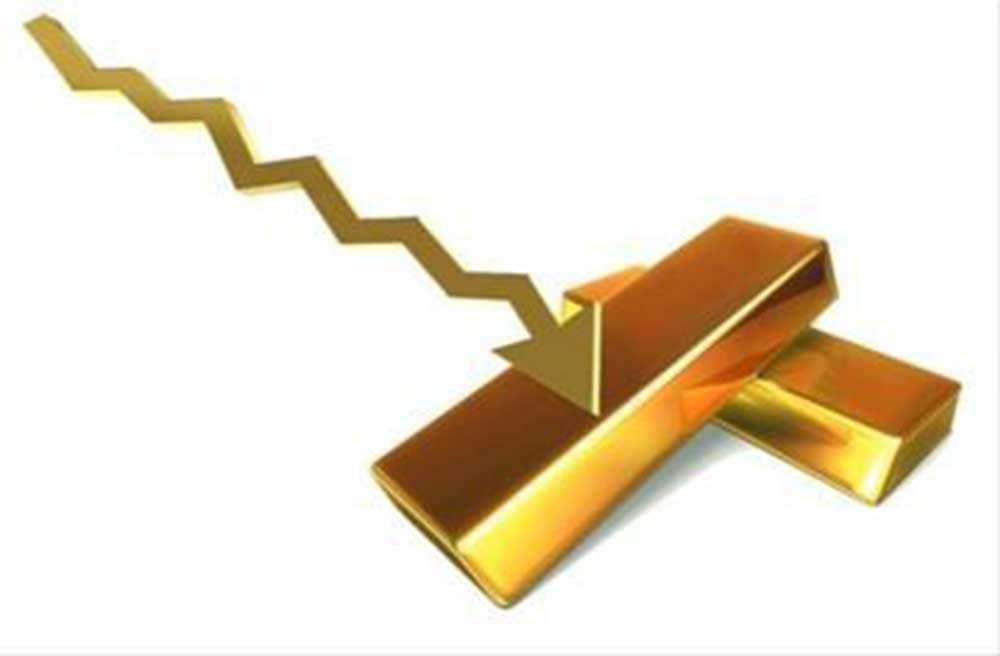 原油黄金价格齐跌