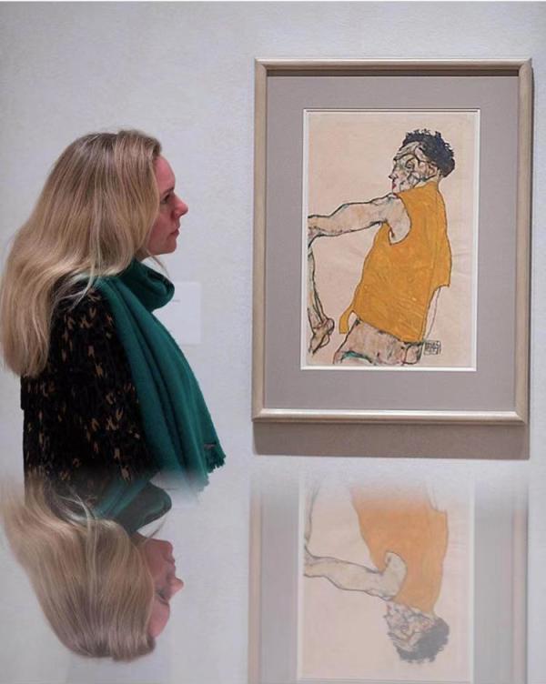 克里姆特&席勒:去世百年后,一对师生以时间证明艺术的价值