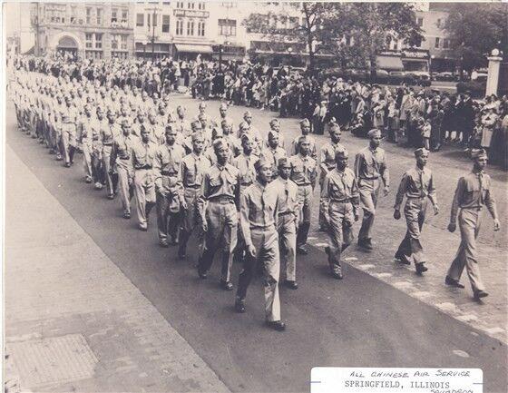 终获认可!美国将向两万华裔二战老兵颁授奖章