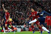 英超-马内破门沙奇里梅开二度 利物浦3-1曼联