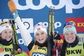 越野滑雪世界杯克莱博称霸短距离