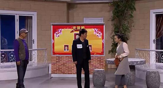 """《欢乐饭米粒儿》热播 孙涛""""严打""""小广告"""