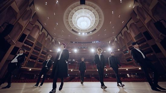 乐华七子NEXT《Back To You》MV惊喜发布