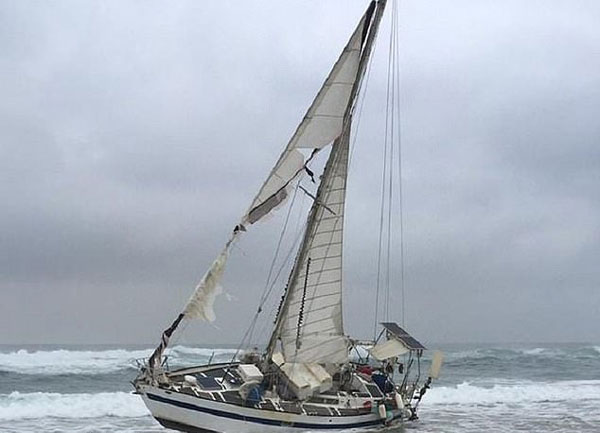 法国69岁老人海上死亡 漂荡3天终在南非被发现