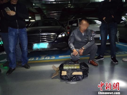 广西防城港警方查获约22斤毒品 退伍军人变身毒贩