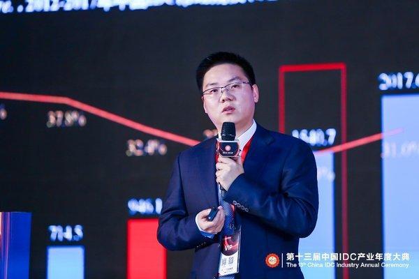 中国IDC圈CEO黄超