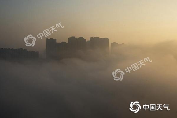 本周华北黄淮回暖雾霾再现 南方雨水增多