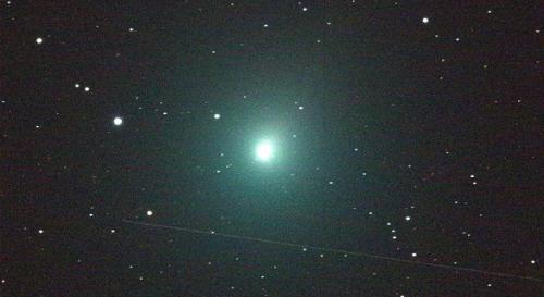 """""""圣诞彗星""""到访 或成2018年天空中最亮的彗星"""
