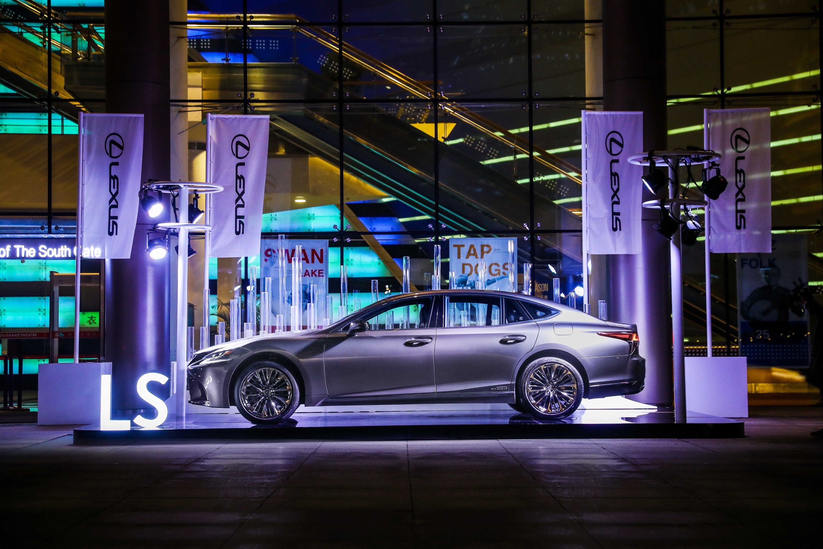 LEXUS雷克萨斯携手单向空间再度呈现Lexus Lab思想盛宴