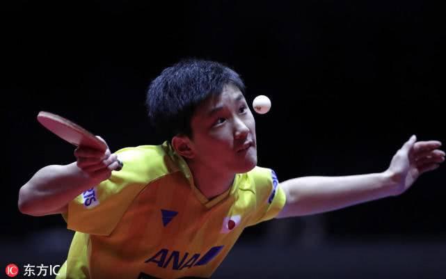 张本一年先后击败国乒4大将 已成中国队心腹大患